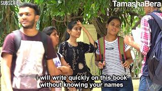 Kissing Prank India - Kissing Cute Funky Girls on the Street | TamashaBera