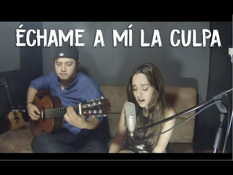 echame la culpa de carolina ross Letra y Video