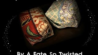 How To Make A Boxy Cosmetic Bag