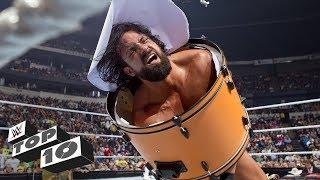 Superstar-mayhem-with-musical-instruments-WWE-Top-10-Nov-6-2017 width=