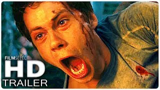 MAZE RUNNER 3 Final Trailer Español (2018)