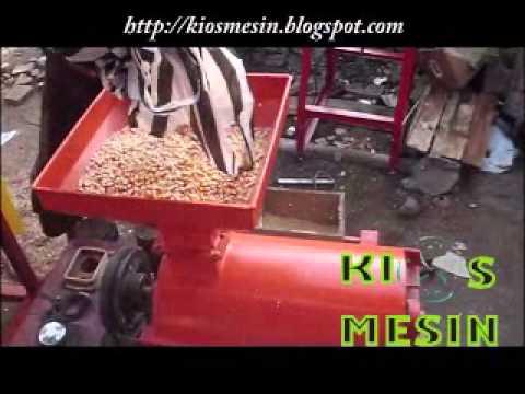 mesin penggiling jagung atau mesin pemecah jagung pakan ayam