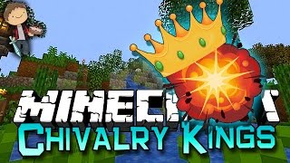 getlinkyoutube.com-Minecraft: Chivalry Death Kings Mini-Game w/Bajan Canadian & The Pack!