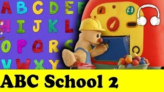 getlinkyoutube.com-ABC School 2 | Play To Clay with James (PLAY DOH CLASS) - Muffin Songs