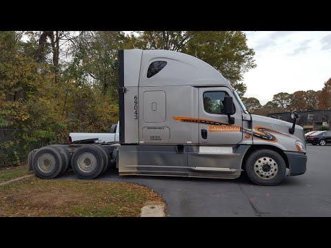 Дальнобой по США: мой грузовик