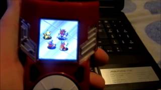 "getlinkyoutube.com-ChainALM's ""Digimon Xros Loader Digivice Unboxing"" XROS THREE!!!"