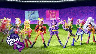 getlinkyoutube.com-MLP: Equestria Girls UK - 'Friendship Games Sporty Style Deluxe Dolls' TV Promo