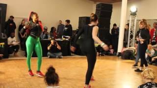 Juste Debout Dancehall Battles 1/4 final