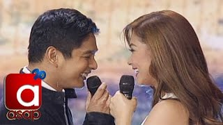 "getlinkyoutube.com-ASAP London: Coco, Maja sing ""Basta't Kasama Kita"" on ASAP"