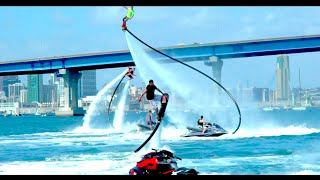 Aquatic Aviation - Flyboards, Hoverboards, and Jetpacks