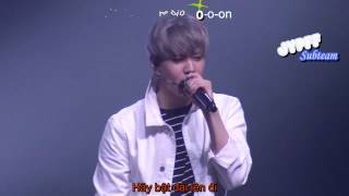 getlinkyoutube.com-[Vietsub+Kara] [Live] GOT7 - Forever Young Stage @ 2nd Mini Album Showcase 1