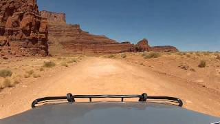 getlinkyoutube.com-Shafer Trail & Potash Road Complete - Canyonlands National Park