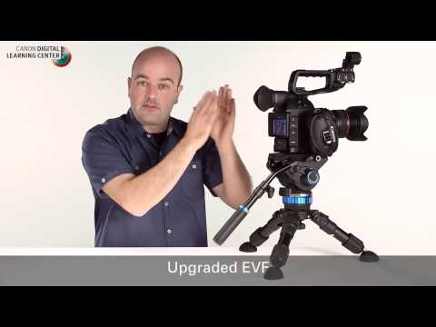 Canon EOS C100 Mark II Product Overview Video Part One External Features