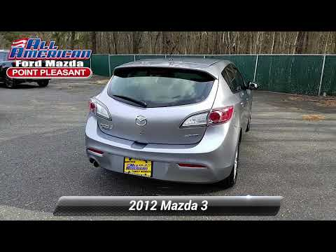 Used 2012 Mazda 3 i Grand Touring, Point Pleasant, NJ U20966