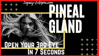 getlinkyoutube.com-Open Your 3rd Eye 7 Second PINEAL GLAND EXERCISES
