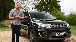 getlinkyoutube.com-Suzuki Vitara 2015 review | TELEGRAPH CARS