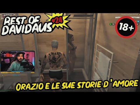 Orazio e le sue storie d'amore | Best of DavidAUS #24