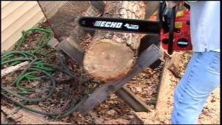 getlinkyoutube.com-Stihl MS-361 vs Echo CS-590