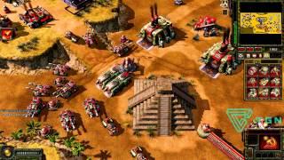 getlinkyoutube.com-CnC Red Alert 3 Comp Stomp Online Gameplay HD #4