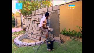 getlinkyoutube.com-احمد العزاني برنامج بيتنا الحلقة الاولى كيف تصنع شلال . Ahmed Alazzani How To Make waterfall