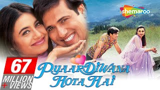 Pyar Diwana Hota Hai (2002) (HD) - Govinda | Rani Mukherjee | Om Puri - Hit Bollywood Movie