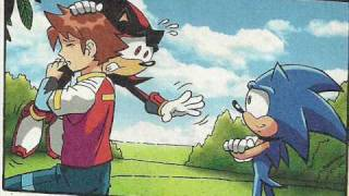 getlinkyoutube.com-Sonic X Comic Issue 40