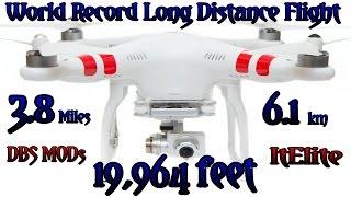 getlinkyoutube.com-DJI Phantom 2 Vision + World Record 6.1km Long Distance FPV Flight 19,964ft!!!  3.8miles
