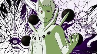 getlinkyoutube.com-Obito Uchiha Ten Tails Jinchuriki GAMEPLAY! ONLINE Ranked Match | Naruto Ultimate Ninja Storm 4