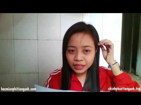 Bạn Lan Trương Học viên khóa Chinh Phục Tiếng Anh