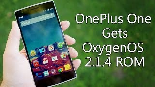 getlinkyoutube.com-How to Install Official Oxygen OS 2.1.4 on OnePlus One