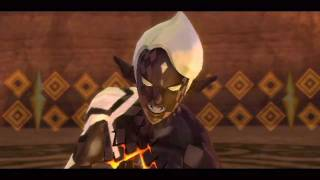 getlinkyoutube.com-Legend of Zelda: Skyward Sword - Boss: Demon Lord Ghirahim Final [HD]