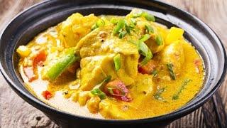 getlinkyoutube.com-How To Make a Thai Fish Curry