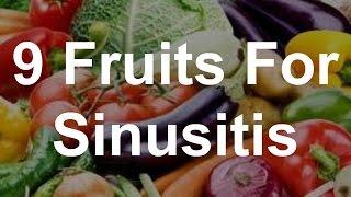 getlinkyoutube.com-9 Fruits For Sinusitis - Foods That Help Sinusitis