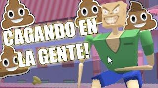 getlinkyoutube.com-CAGANDO ENCIMA DE LA GENTE - Muddy Heights | Fernanfloo