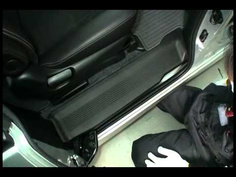 Пороги дверей Honda Freed