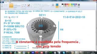 getlinkyoutube.com-Motor de Geladeira o que aproveita ideias 2 o toroide 1/5