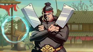 getlinkyoutube.com-Shadow Fight 2 Butcher Battle theme  Sparring 