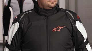 alpinestars megaton drystar jacket review at revzilla.com