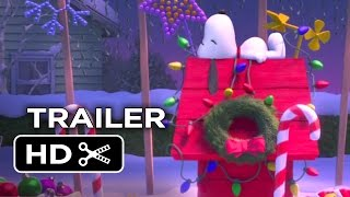 getlinkyoutube.com-The Peanuts Movie Official Teaser Trailer #2 (2015) - Animated Movie HD