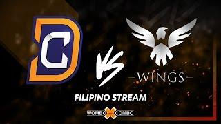 Wings Gaming vs.Digital Chaos Starseries Season 3 Game 1