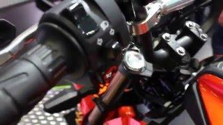 getlinkyoutube.com-พรีวิว Kawasaki z125  Nakedไซส์มินิ