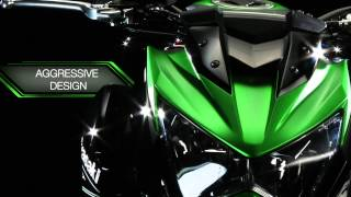 The new Kawasaki Z800 - Official Video
