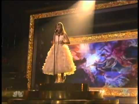 ♛,JACKIE EVANCHO 2011 THE Finale Americas got talent mp4