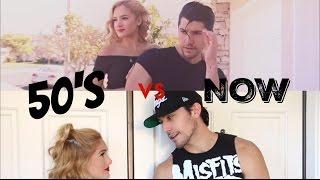 getlinkyoutube.com-Flirting: 50's vs NOW