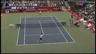 getlinkyoutube.com-錦織圭 2012 ジャパンオープン 優勝