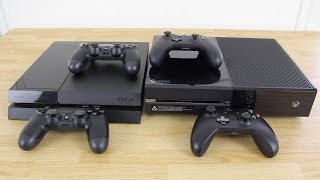 getlinkyoutube.com-Xbox One and PlayStation 4 (PS4) Comparison (Which one should you buy?)