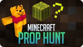 MINECRAFT PROP HUNT!