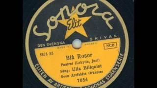 getlinkyoutube.com-Ulla Billquist - Blå rosor