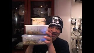getlinkyoutube.com-【ウナちゃんマン】  ゲルゲに夜食3品  【大衆酒場うな】
