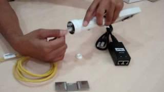 getlinkyoutube.com-SYS2U.COM - แกะกล่อง UBiQUiTi BULLET2HP (2.4 GHz) 630 mW + Tactio Antenna